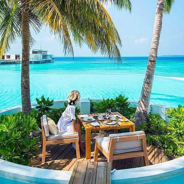 The Maldives Islands | Amillafushi