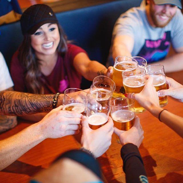 Cheers to the weekend! #Fall2016SneakPeek #TheBeautsAreBack