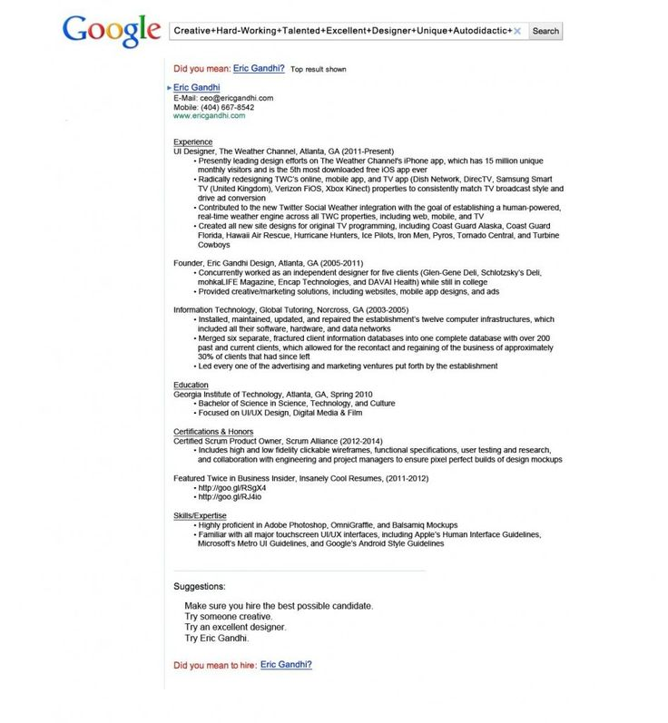80 best Resume images on Pinterest   Resume ideas, Resume tips and ...