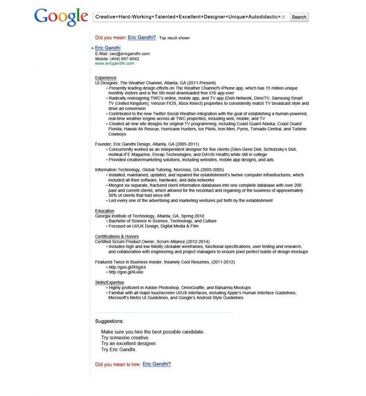 82 best resume images on pinterest resume ideas resume tips and google resumes