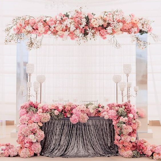 60 prettiest wedding flower decor ideas ever no really