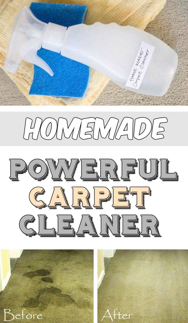 Homemade Powerful Carpet Cleaner Mycleaningsolutions Com