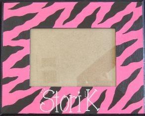 pink and black zebra - love it!