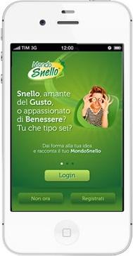 Ora su AppStore! Carica i contenuti con l'#app di #Mondosnello e puoi vincere subito una ricarica telefonica da 10 euro!
