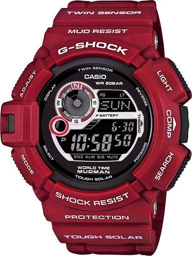 G-Shock Master of G G9300RD-4 $200