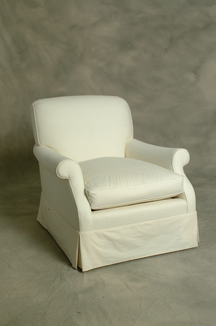 The Paley Chair, Designed By Billy Baldwin For Babe Paley.