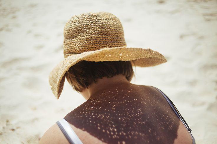 Naturalna ochrona przeciwsłoneczna. Wasze pytania i moje odpowiedzi