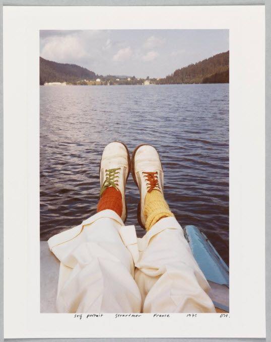 "David Hockney ""Self-Portrait"""