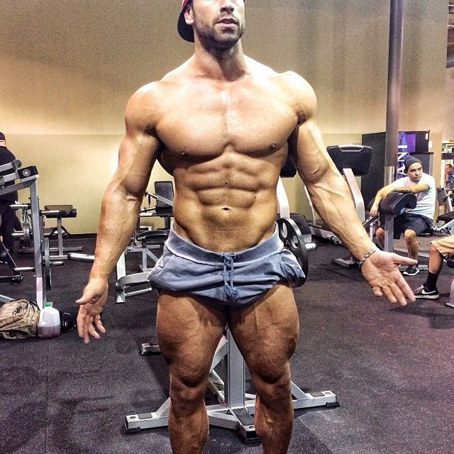Instagram Bradley Martyn | Thread: ITT I aware you of the best physique right now IMO (pics)