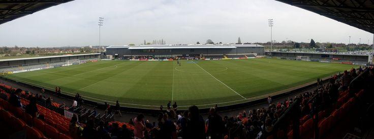 The Hive Stadium – Panoramic - Barnet FC