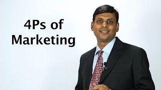 7. 4Ps of Marketing / Marketing Mix  Marketing Management Lecture by Prof. Vijay Prakash Anand