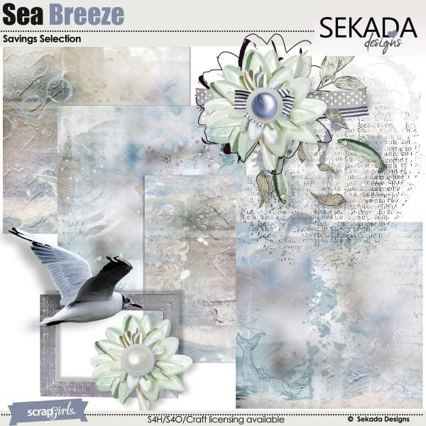 $1.39 Sea Breeze Savings Selection