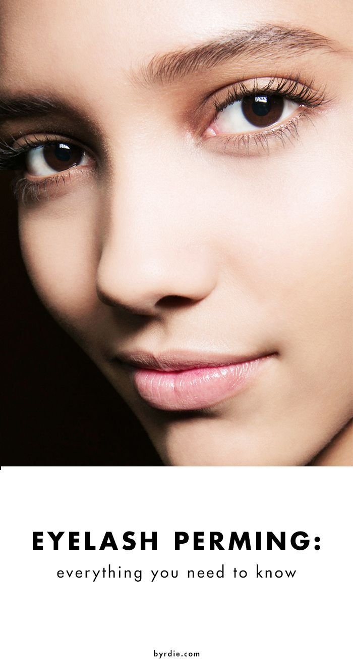 Best 25 eyelash perm ideas on pinterest lash perm eyelash lift um did you know you could perm your eyelashes solutioingenieria Images