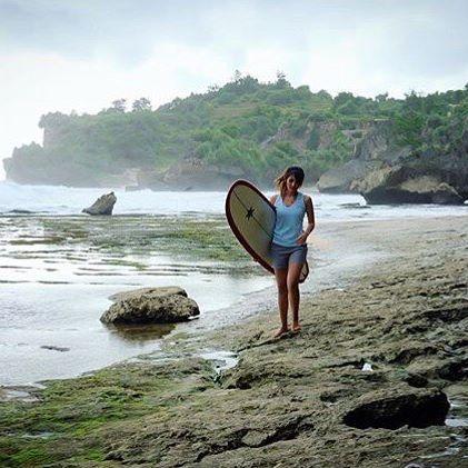 #explorejogja photo today by @mariaselena_ taken at Pantai Kukup, Gunungkidul.