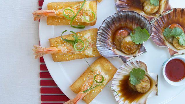Prawn and sesame toast recipe - 9kitchen