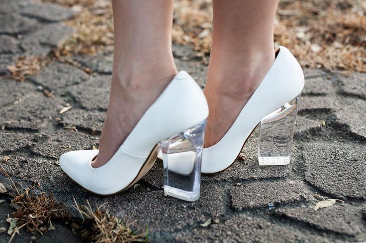 Eugenie from Feral Creature in the White Minx Pumps (http://www.nastygal.com/product/minx-pump-white) #ShoeCult