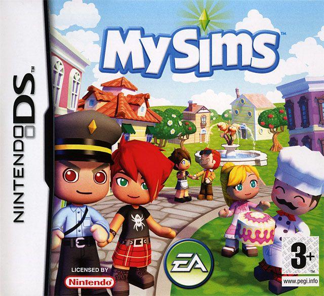 final fantasy 4 gba | MySims sur Nintendo DS - jeuxvideo.com