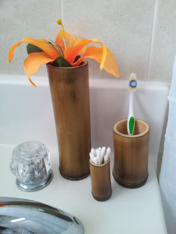 Check out this item in my Etsy shop https://www.etsy.com/listing/171517001/3-pc-bamboo-bathroom-set-tooth-brush