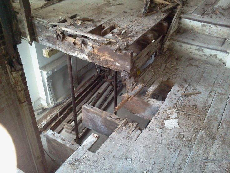 rotten bathroom floor - Google Search | ~My Old House ...