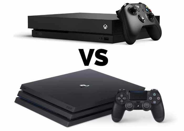 Xbox One X vs PlayStation 4 Pro - Destiny 2 4K Ultra HD Compared - Geeky Gadgets