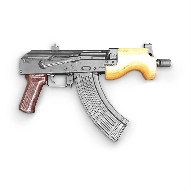 Century Arms Micro Draco AK-47 Pistol, Semi-automatic, 7.62 x 39mm, Centerfire, HG2797N, 787450232792