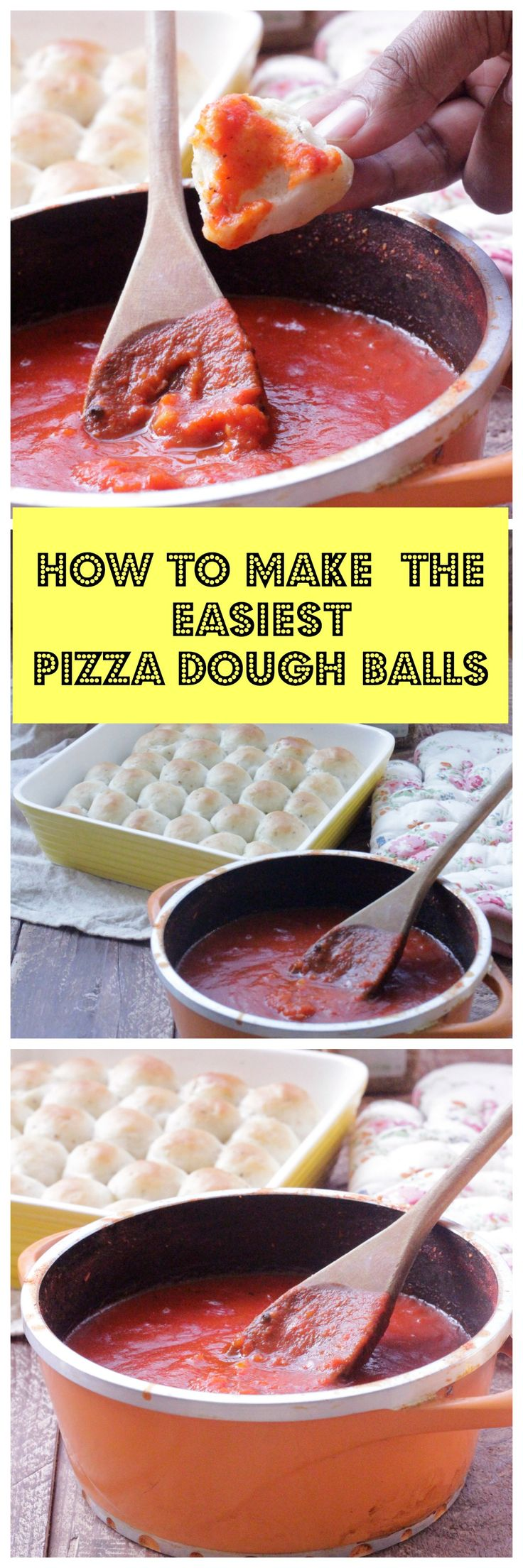 Soft fluffy, pizza doughballs- the ideal party snack for kids and adults. Serve it with some home made marinara or cheesy dip and these dough balls will win your guests.