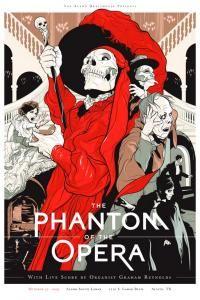 affiche  Le Fantôme de l'Opéra 335263