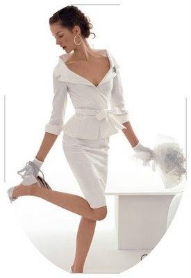 BRIDE CHIC: SUIT CHIC