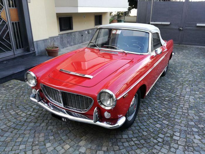 "Fiat - 1200 cabriolet ""special cars"" - 1962"