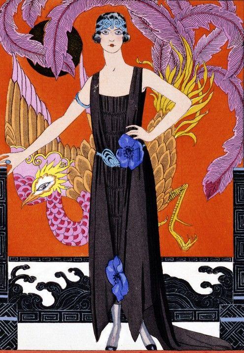 Georges Barbier 1882-1932 | Fashion Déco illustrator | Tutt'Art@ | Pittura * Scultura * Poesia * Musica |