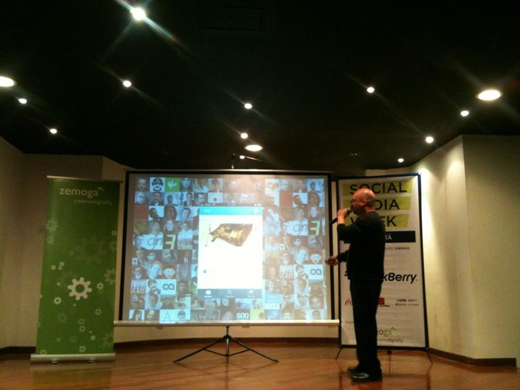 Expositores  y grandes patrocinadores: Precise.  http://precise.com.co/