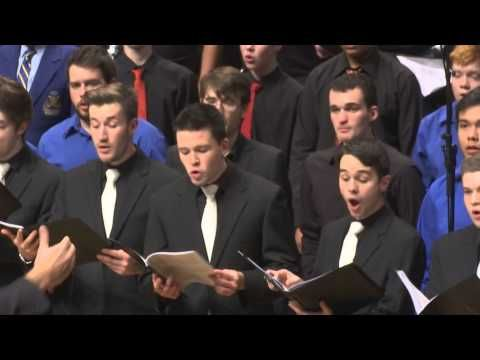 Pemulwuy! National Male Voice Festival 2014 Finale - YouTube