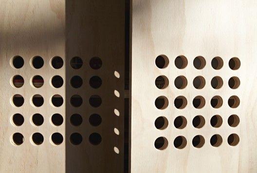 Plywood detailing