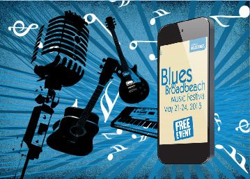 Blues on Broadbeach Music Festival on the Gold Coast will be held, May 17 - 20, 2018, and is thebiggest FREE music festival in Australia.