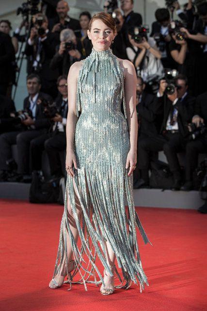 Emma Stone at Venice Film Festival 2016