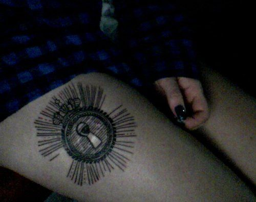 fall out boy symbol tattoo wwwimgkidcom the image