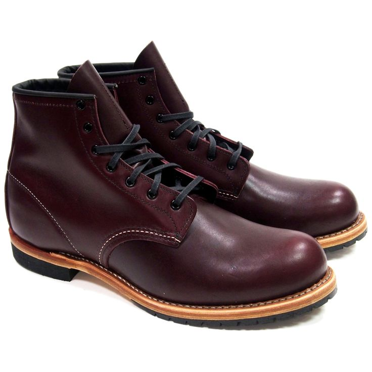 Red Wing Heritage Beckman <b>Round</b> Toe Boots 9011 в 2019 г ...