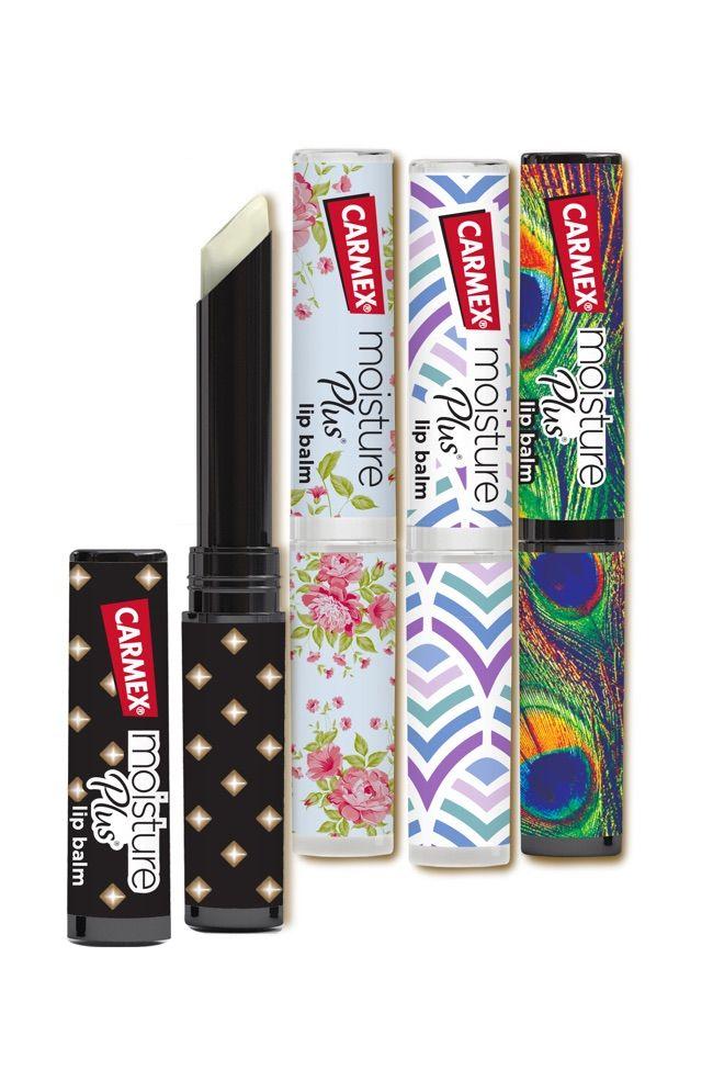 Moisture Plus - Stylish Lip Balms for Chapped Lips | Carmex : My Carmex