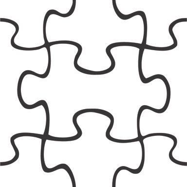36 best Puzzle illustrations images on Pinterest Puzzles, Puzzle - puzzle piece template