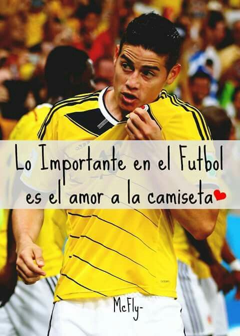 Lo Importante En El Fútbol Es El Amor A La Camiseta