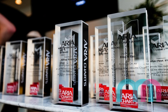 ARIA No.1 Awards 2012