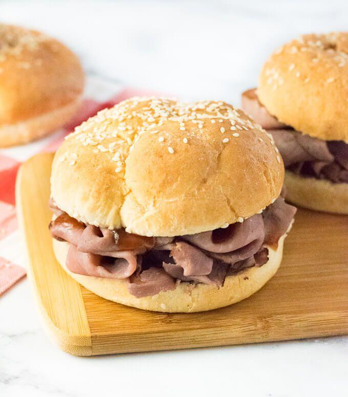 Arby's Roast Beef Recipe