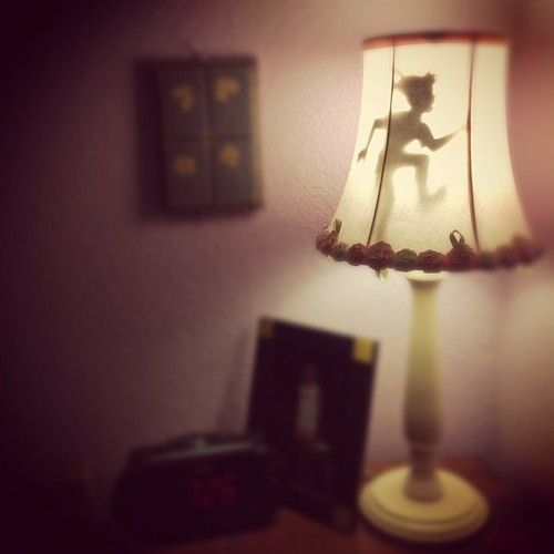 One of my children will have a once upon a time peter pan room :)