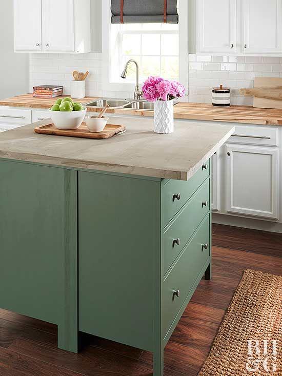 531 best kitchen images on pinterest kitchen ideas for Design your own kitchen island
