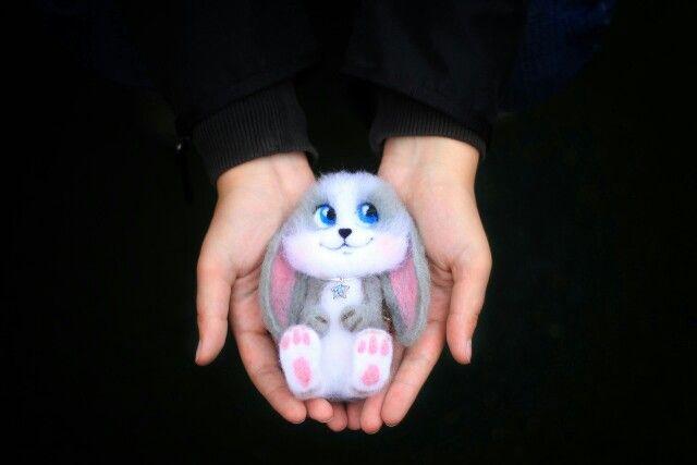 Моя родная крольчатина! )