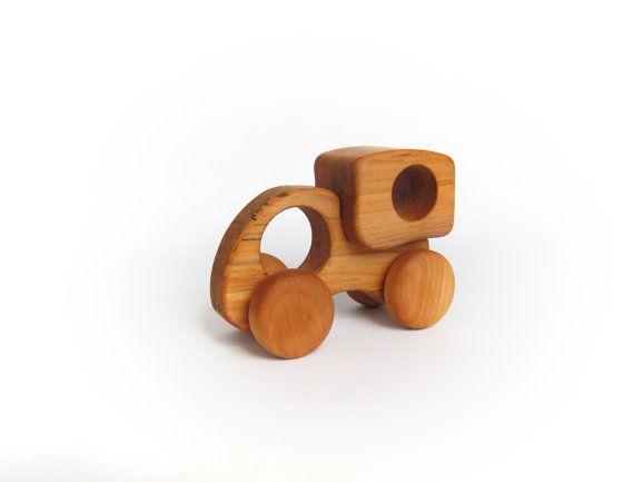 cadeau pour b b jouet de voiture en bois eco friendly bois camion jouet pour les b b s. Black Bedroom Furniture Sets. Home Design Ideas