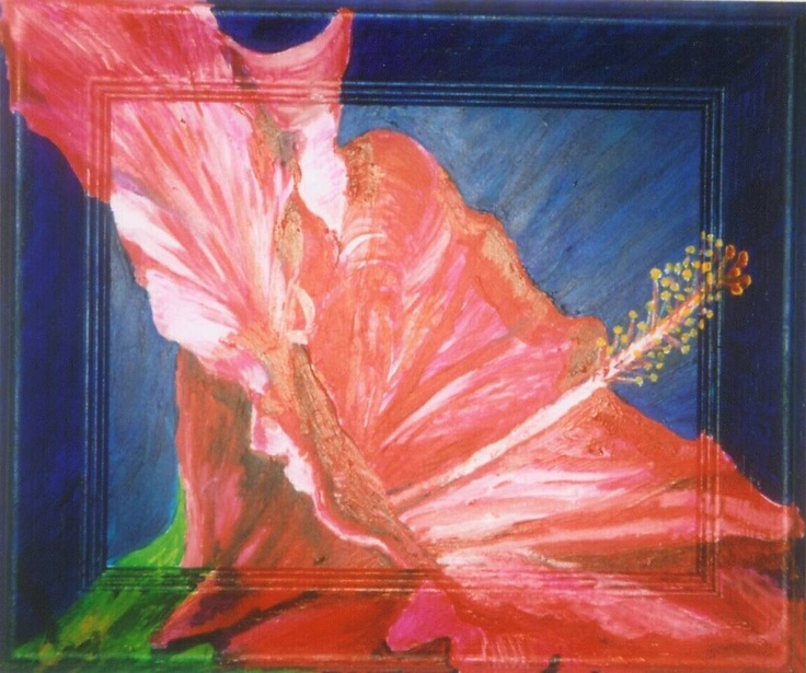 Hibiscus # 2. Karin Jones