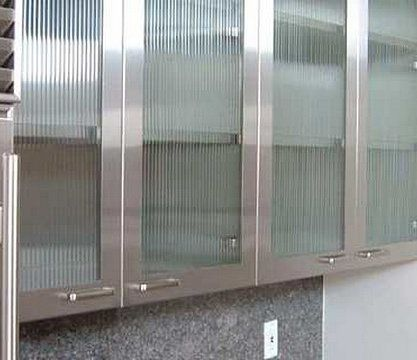 169 Best Glass Cabinet Doors Images On Pinterest Glass Cabinet
