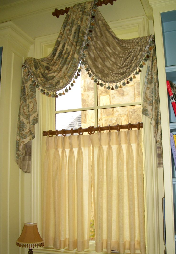 Cute Window Treatment Carousel Interiors Pinterest