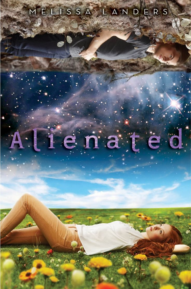 #CoverReveal: ALIENATED by Melissa Landers. Expected publication: February 4th 2014 by Disney Hyperion